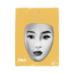 portrait mask freetoedit
