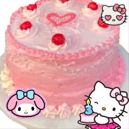 cake hellokitty pink egg dududududu fyp ty tiktok cooking gordonramsay baka freetoedit