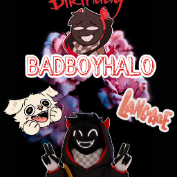 happybirthday badboyhalo badboyhaloedit mcyt pressure freetoedit