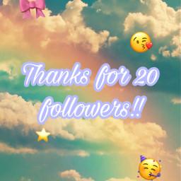 tysm thanks happy awesome 20 freetoedit