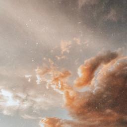 wallpaper aesthetic clouds lightacademia