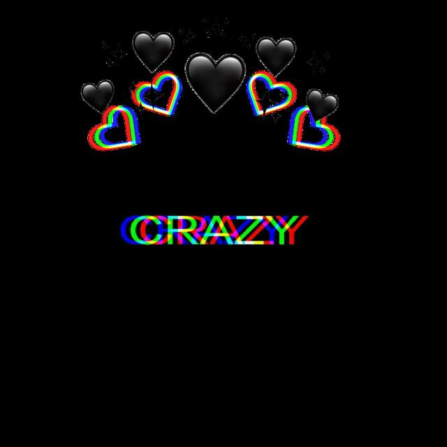 Crazy #crazyeyes #error #eyecover #eyes #noeyes #heartcrown