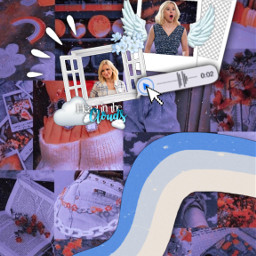 collage elanor thegoodplace aesthetic freetoedit