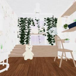 aestheticbedroom aesthetic bedroom cute roblox gfx