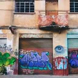 abandoned urban street urbex iluminado👁️🗨️