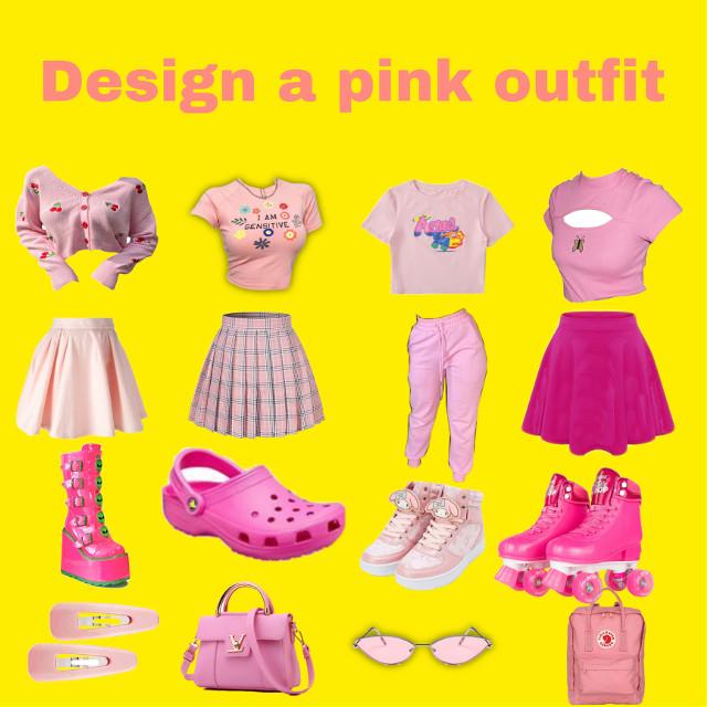 #pinkoutfit