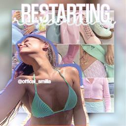 restarting