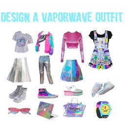 wallpaper aesthetic vaporwave designyouroutfit freetoedit