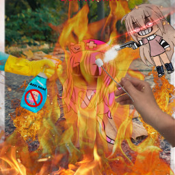 stopgachaheat lol gachaheat bleach killitwithfire burninhellgachaheaters freetoedit