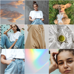 freetoedit коллаж лента collage feed instagram trend тренд сетка grid