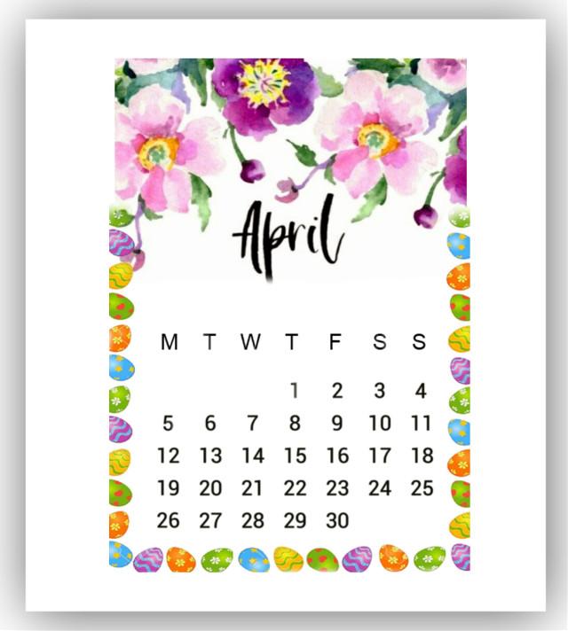 #april