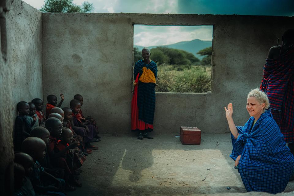 #maasai #tanzania #teacher #education #school