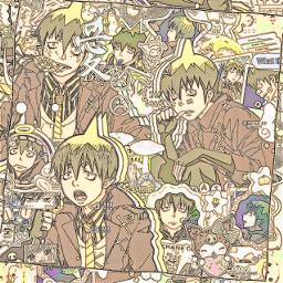 amaimon blueexorcist aonoexorcist anime edit animeedit caca fuckyouworick2021