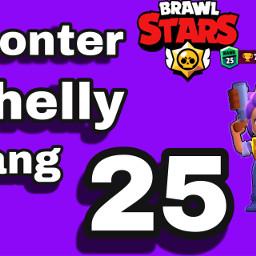 brawlstars shelly rang25 freetoedit