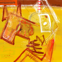 art artist abstract sonnythesaint sonnyleel neoexpressionism digitalpainting painting modernart contemporaryartist contemporaryart grafittiart outsiderart brutart