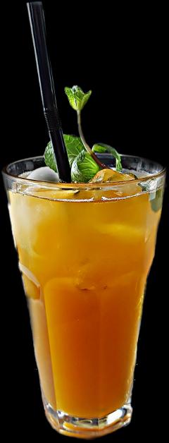 mango tea springvibes freetoedit
