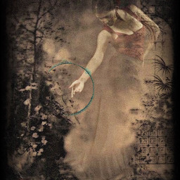 ghost floklore dance artistic beauty editedbyme effects