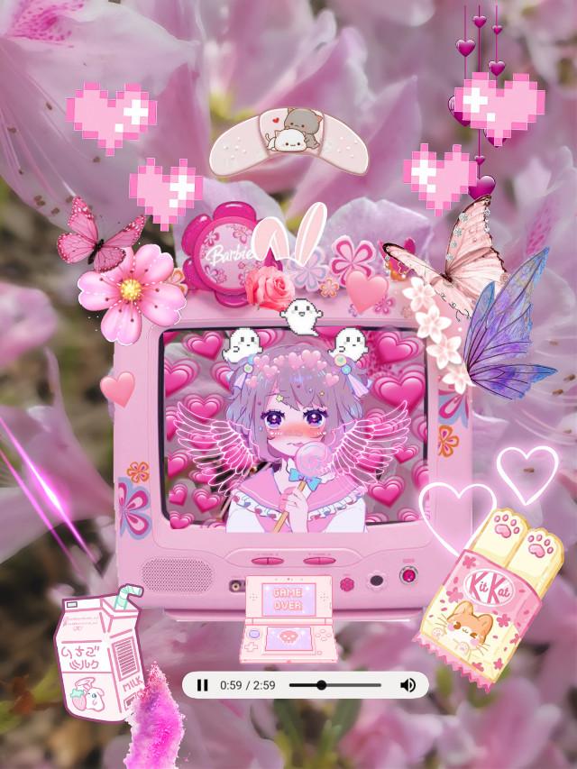 #cute #aesthetic #kawaii #pinkaesthetic #pink # happy 💩
