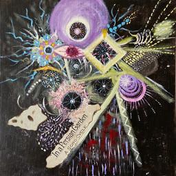 art fineart painting geometric artist