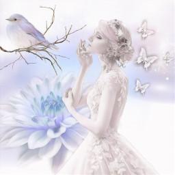 pastel springaesthetic lightblue freetoedit