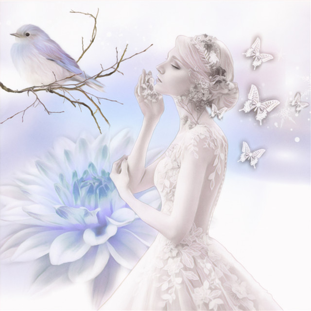 #pastel #springaesthetic #lightblue