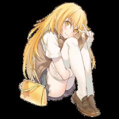 misakishokuhou shokuhoumisaki acertainscientificrailgun toarukagakunorailgun toaru toaru_series anime animegirl freetoedit