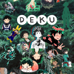 deku izukumidoriya izuku midoriya myheroacademia myhero mha green grün sushi anime animes animearts animeart superhero superheld hero held herotoo theday oneforall allmight ofa school schule freetoedit