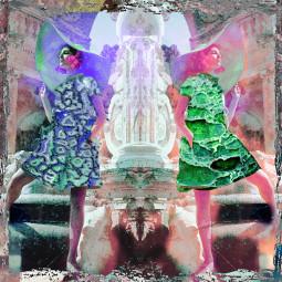 freetoedit ancientgreece photoshoot fashionphotography classicalbeauty timestwo pinkandbleu remixedit