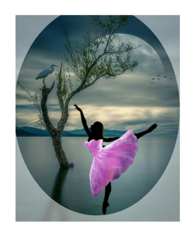 #bailarina