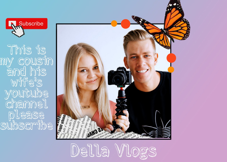 #DellaVlogs