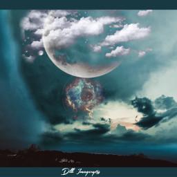art sky cloudsandsky cloudscape vibrantsky artoftheday artofvisuals artist danalakat freetoedit