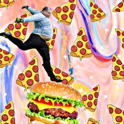 pizza pizzaislife pizzalove pizzahut fat freetoedit ecdeliciousbackgrounds deliciousbackgrounds