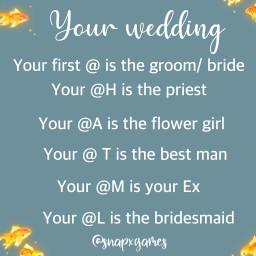 weddingtime makeyourwedding groom/bride: freetoedit makeyourwedding