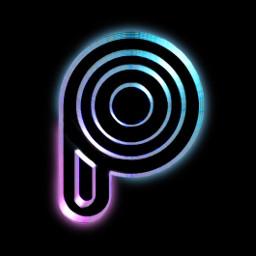picsart logo picsartlogo neon freetoedit