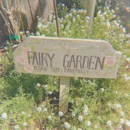 alm-- {✏} fairygarden {✏} fairycore rainbowcore {✏} fairylights freetoedit alm fairygarden rainbowcore
