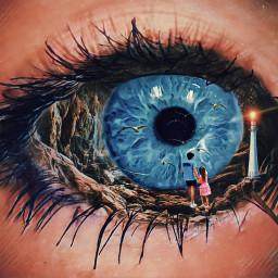 eyeart eye freetoedit