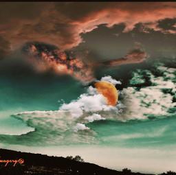 art photography sky cloudsandsky vibrantsky cloudphotography artist danalakat freetoedit