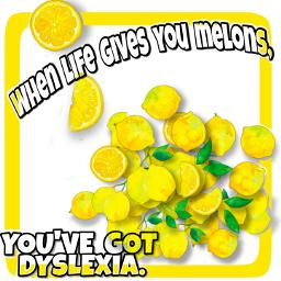 lemons iflifegivesyoulemons humour dyslexia freetoedit ecdeliciousbackgrounds deliciousbackgrounds