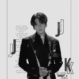 jungkook jeonjungkook btsedit edit bts army freetoedit jk kookie black white omg background handsome cute vhopeyy vhopeyyedit frame writing sticker