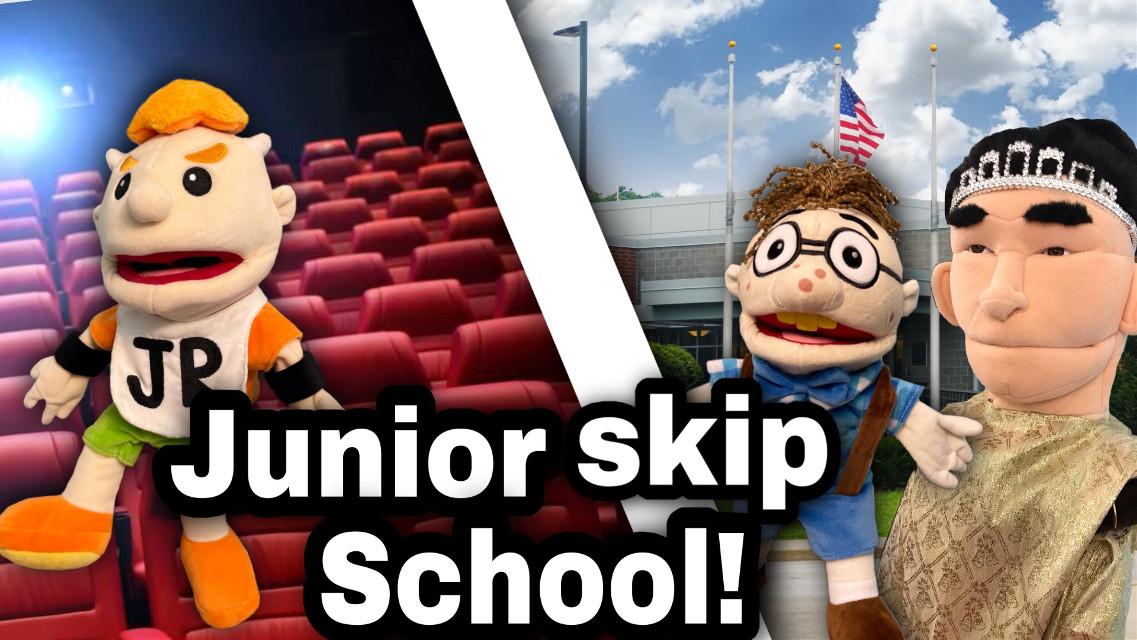 #smlmovie #junior #skip #school! #junior #jackiechu #smlcody