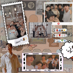 complexedit bts ot7 edit freetoedit remixit picsart army brown btsarmy