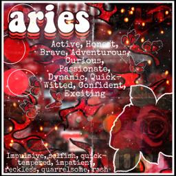 red bloodred black aries ariesgirl ariesseason arieszodiac ariesbaby arieslife arieswoman ariesmoon ariesbelike ariessun ariestraits zodiac zodiacsign zodiacsigncontest zodiacsignseries freetoedit