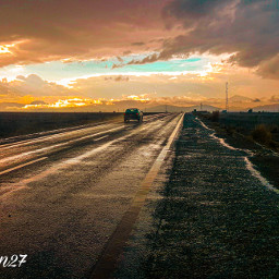 qayoumkhan27 qayoumkhanphotography rian sunset sunshine sunrise sunrises sunnyclouds cloudysky cloudyday road rainbow replay fyp follow follow4follow like followmeplease