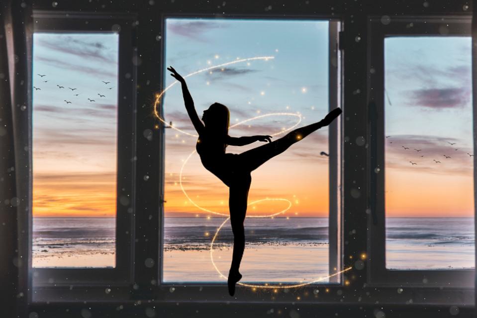 #ballerina #sillhouette #interesting #myedit #myoriginaledit #brushes #stickers #sea #ocean #dance #freetoedit #picsart @freetoedit @picsart #challenge #editchallenge #stickerchallenge