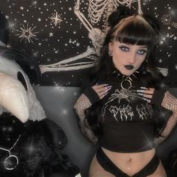 emo grunge goth gothic egirl egirloutfit webcore egirls drainer cyberpunk cybergirl cybercore cybergoth cybery2k aesthetic freetoedit y2k y2kprincess y2kedit fairy cute baddie hellokitty cottagecore draingang