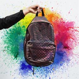 freetoedit bag bagpack challenge ircdesignthebackpack designthebackpack
