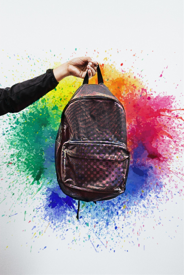 #freetoedit #bag #bagpack #challenge @picsart