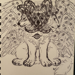 charaterdesign sketch sketchbook