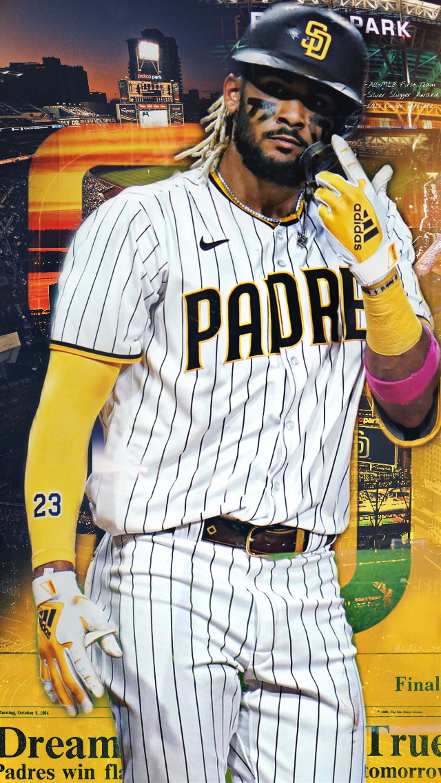 To Celebrate MLB: The Show Coming out. I made an Edit of The cover Athlete #baseball #MLB #SportsEdit #Sports #sandiego #padres #sport #sportsedits