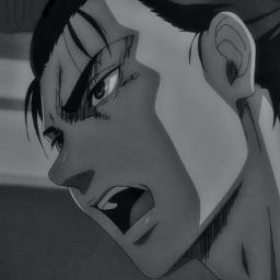 otaku anime animeboy eren erenjeager attackontitan icon fypシ fypage foryoupage aot